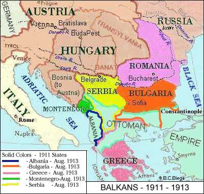 the motive for austro hungarian expansion on the balkan peninsula Crisis and the bulgarian declaration of independence in 1908 67 bulgarian attempts to avoid isolation on the eve of the second balkan war – the rupture of the second balkan league 89 expansionism or self-defence the plans of the austro-hungarian diplomatic circles towards serbia.