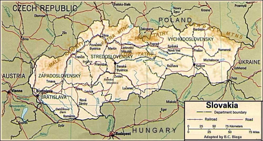 Vilnius Map - Vilnius map